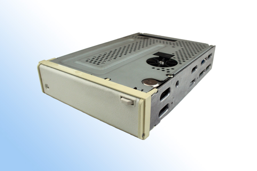 Flashtape solid state tape drive to replace legacy Quarter inch Cartridge tape drives