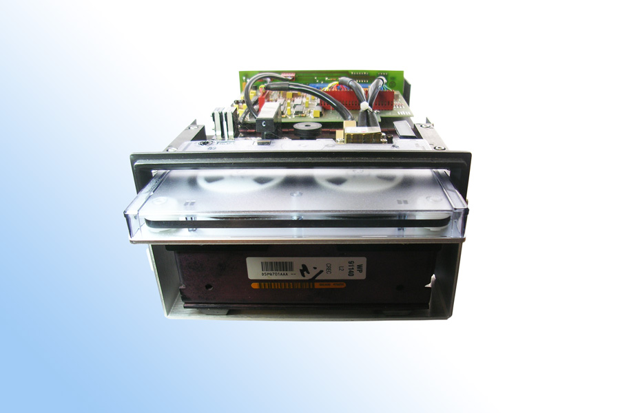 FlashTape solid state tape drive to replace the Electronic Processors STR-812 Legacy  Tape drives