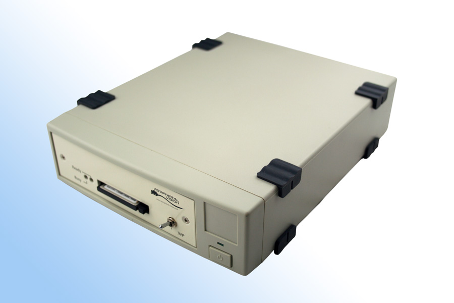 External enclosure 1a (with logo with Write Protect  switch)